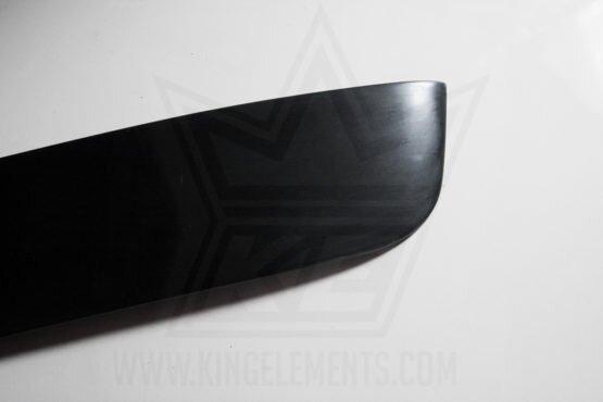 bmw e30 rear roof spoiler