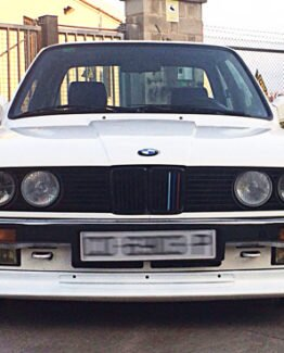 BMW e30 Jimmy Hill Spoiler