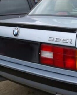 BMW e30 IS rear spoiler