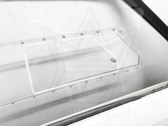 BMW e30 windows for drift
