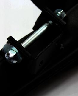BMW e30 camber kit angle regulation
