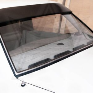 BMW e30 rear roof wing spoiler