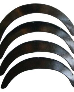BMW e30 e36 aletines aletas fender flares wheel arch extensions